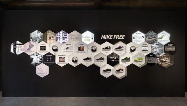 2 × 4: Project: Nike Free 2014 Greater China Media Summit