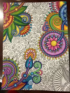 Kaleidoscope Wonders Color Art for Everyone; a coloring book that features 24 design pages of intricate line drawings of diverse patterns inspired by flowers, orbs, stars, mosaics, and more. Each 8.5 inch x 10.875 inch sheet of premium paper is printed on one side only and perforated for easy removal.