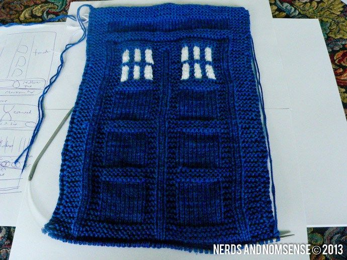 44 Free Doctor Who Knitting Patterns