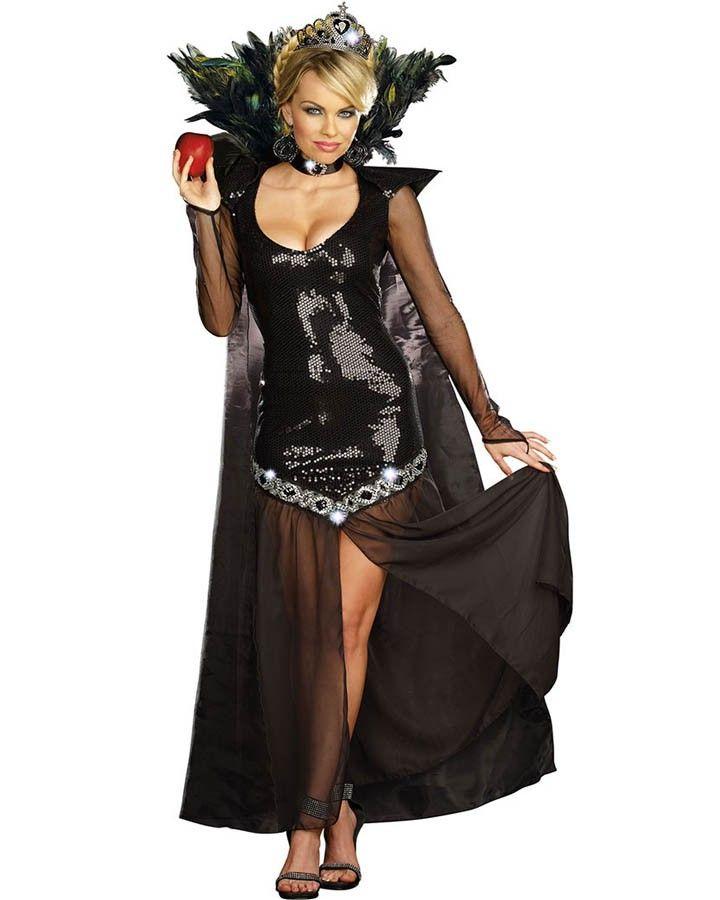 adult queen of mean costume halloween costume