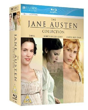Jane Austen Collection Triple bill of television adaptations based on novels by Jane Austen. In Mansfield Park (2007) at 10 Fanny Price (Billie Piper) goes to live at Mansfield Park the estate of her aunts husband Sir Thoma http://www.MightGet.com/january-2017-12/jane-austen-collection.asp