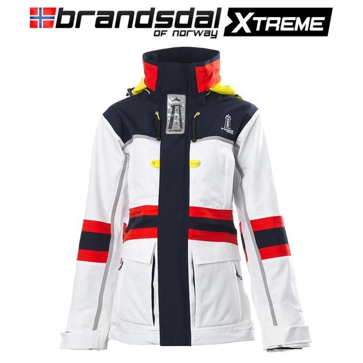 Brandsdal of Norway XTREME seilerjakke vanntett til dame