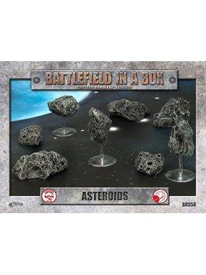 BB558 - Asteroids