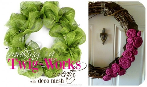 88 BEAUTIFUL WREATHS TO MAKE! {FREE PATTERNS}  Learn how to make wreaths with these  pictured tutorials. Make wreaths for any occasion, season, and holiday. You'll find a door wreath to make using almost anything like rag wreaths, floral and flower wreaths, paper, heart, and even candy wreaths!Wreaths Tutorials, Burlap Wreaths, 88 Beautiful, Free Pattern, Rag Wreaths, Diy Wreaths, Pictures Tutorials, Mesh Wreaths, Beautiful Wreaths