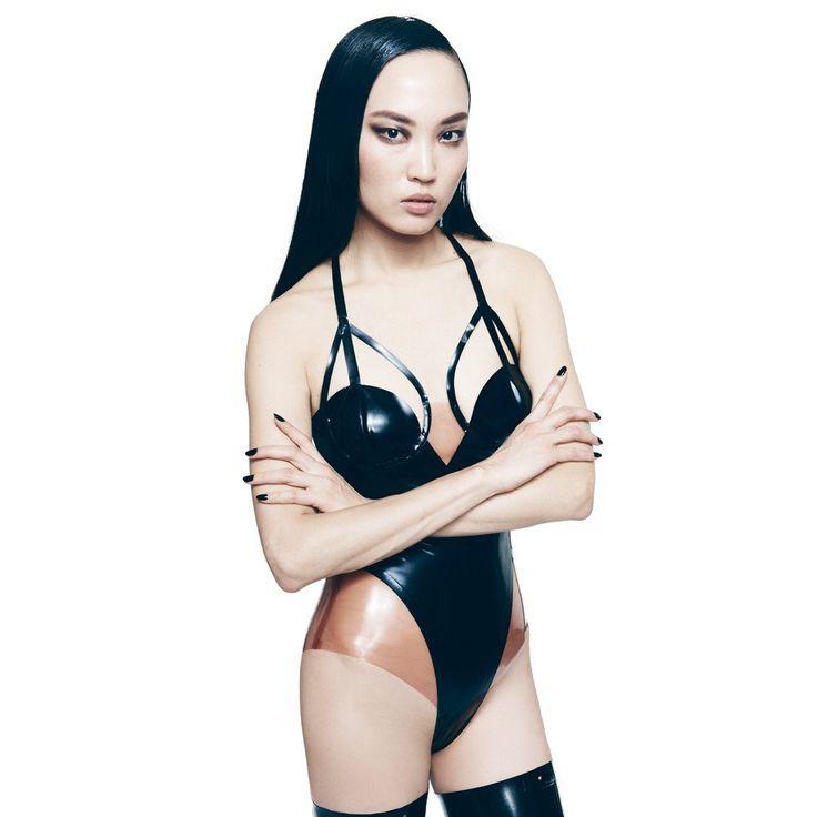 Venus Latex Bodysuit