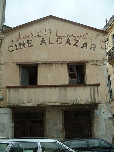 Cine Alcazar, Tangier, Morocco.