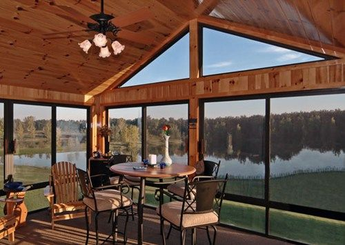 4 Season Room Additions | Sunroom, Four Season RoomPatio  EnclosuresMacedonia, OH. 4 Season RoomSunroom IdeasPorch ...