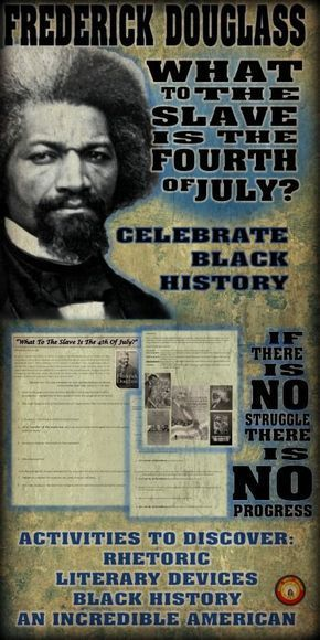 essay on frederick douglass fourth of july speech @example essays fredrick douglass' speech 7 pages 1690 words fredrick douglass, who was an escaped slave, wrote what to a slave is the fourth of july this speech is unique because it is an actual encounter of a slave's perspective of the fourth of july.