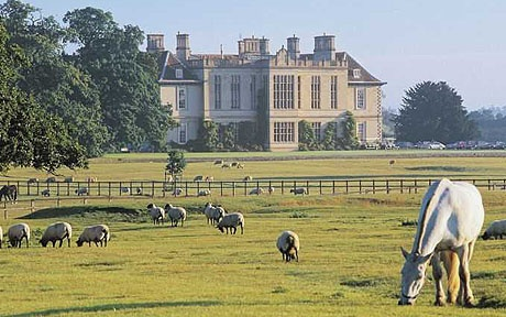 Traditional English Countryside Holiday (and staying at Stappleford Park, pictured!)