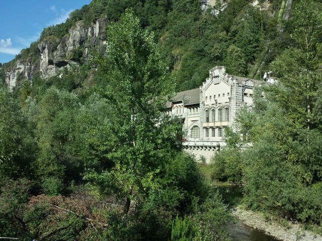 Centrale idroelettrica di Crego