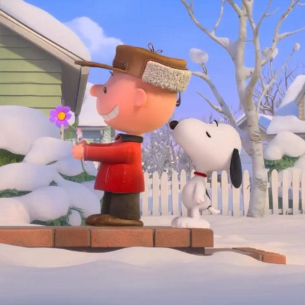 A snippet from the new Peanuts movie!