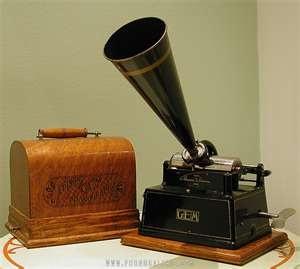 Antique Edison Phonographs For Sale Cylinder Gem Home
