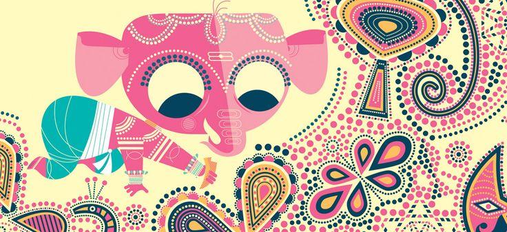 Ganesha's sweet tooth children's book