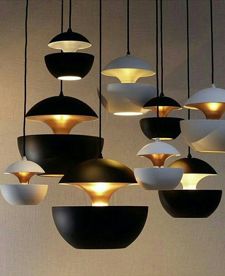 oltre 20 migliori idee su glaskugel lampe su pinterest. Black Bedroom Furniture Sets. Home Design Ideas