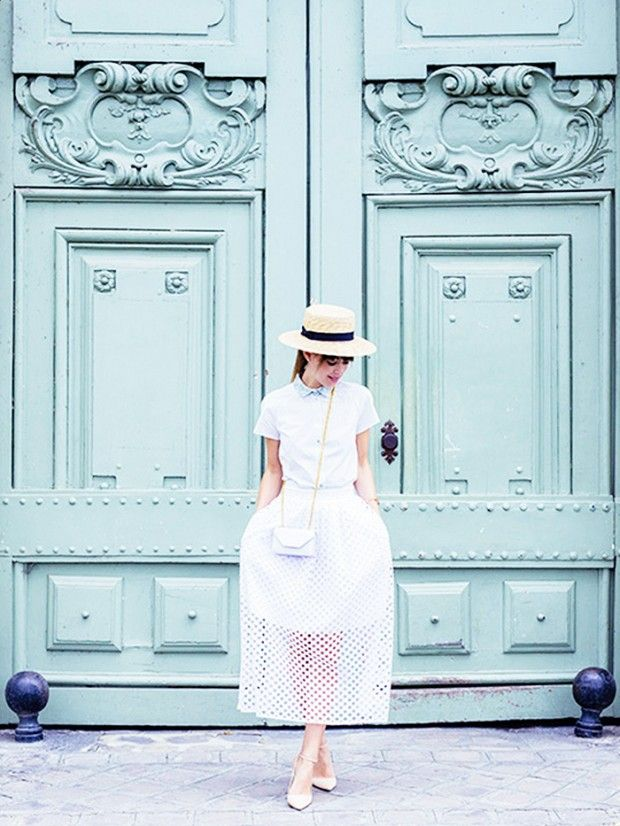 If you're planning a trip to Paris, you might also want to consider where you'll be snapping your soon-to-be most-liked photos on Instagram. After all, if you don't Instagram it, did via @WhoWhatWear
