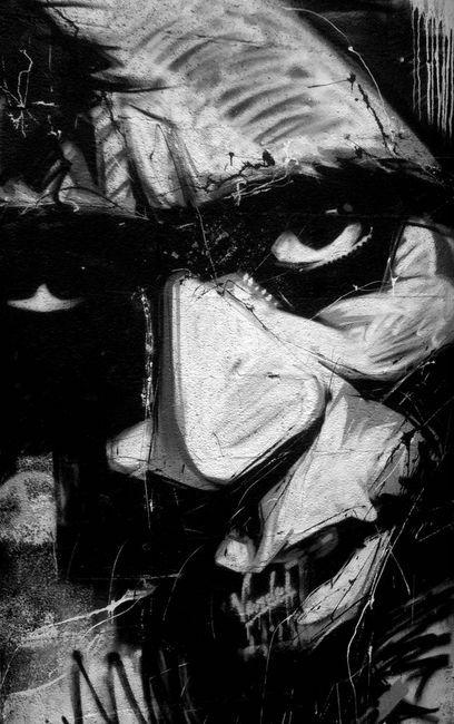 Street Art By Lopez Angelo - La Rochelle (France) - xxy