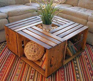 Dream House: Tavolino fai da te