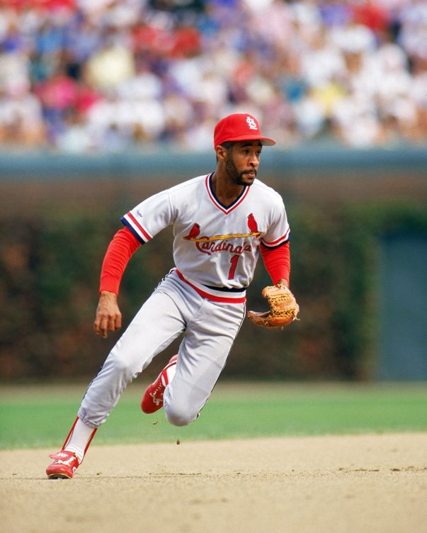 Ozzie Smith.  I loved to watch him pick it when I was a kid.  Then I married a woman who thought she would marry him when she was a child.