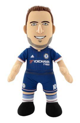 Poupluche Eden Hazard 25 cm - Chelsea FC - Saison 2015/16 - 24,90 €