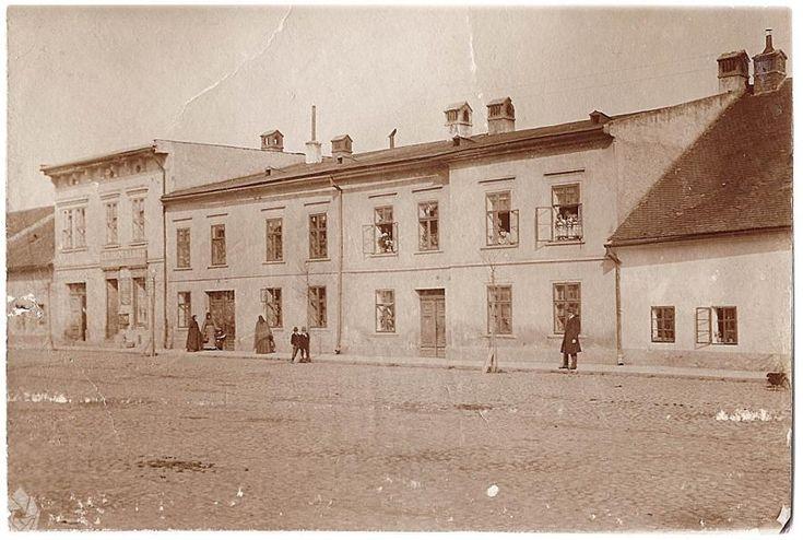 ul.Starého trhu v Kežmarku   Album fotografii Nowego Targu