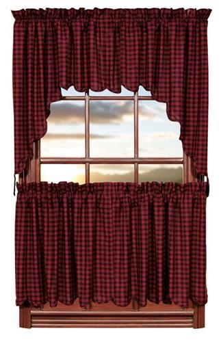 country kitchen curtain 95 best images about primitive window treatments on 2775
