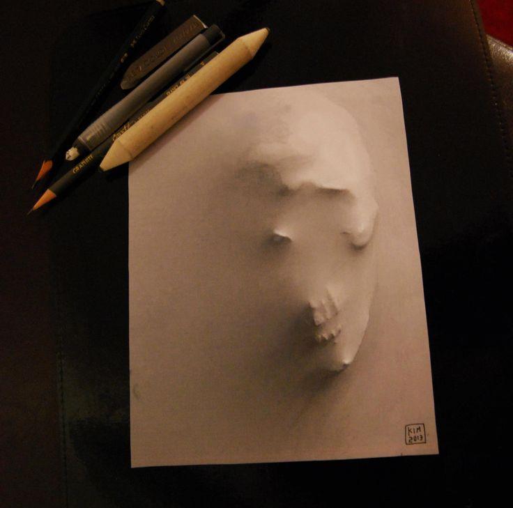 Os fantásticos desenhos realistas do português Joaquim Cruz... isto é arte! | Tá Bonito