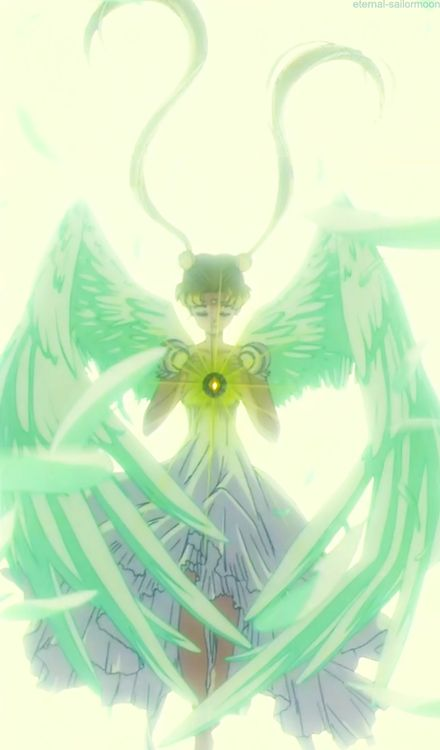 43 best sailor moon images by alissa sa on pinterest sailor moon sailor moon supers princess serenity with wings malvernweather Choice Image