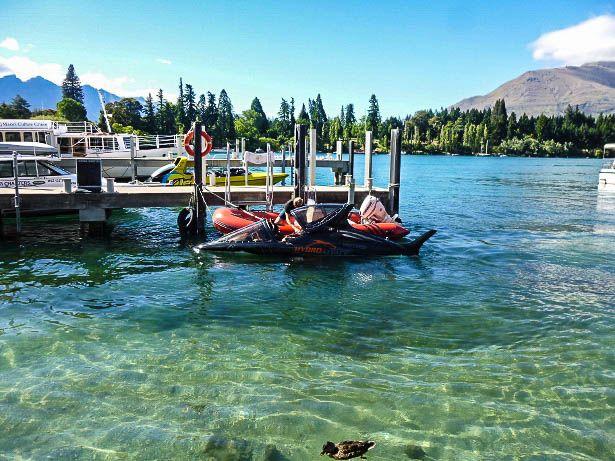 #HydroAttack in #Queenstown #NewZealand  #Neuseeland #Adventure #Nature #Water #Shark #Hai #Abenteuer #Action