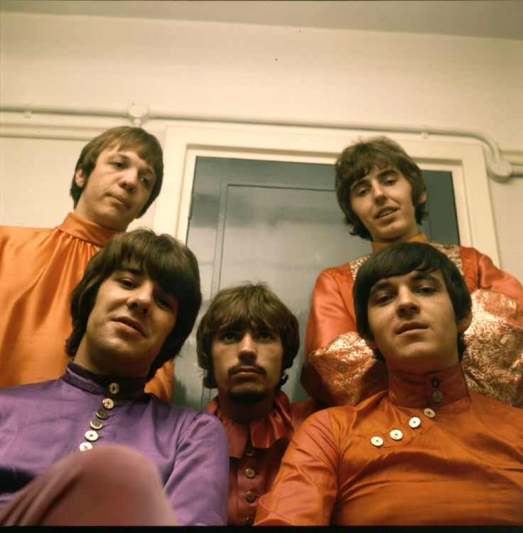 """You know them for """"Whiter Shade of Pale."""" But 50 years later, what do you know of Procol Harum's Jewish history?"""