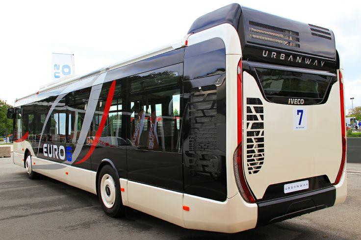 Bus IVECO Urbanway