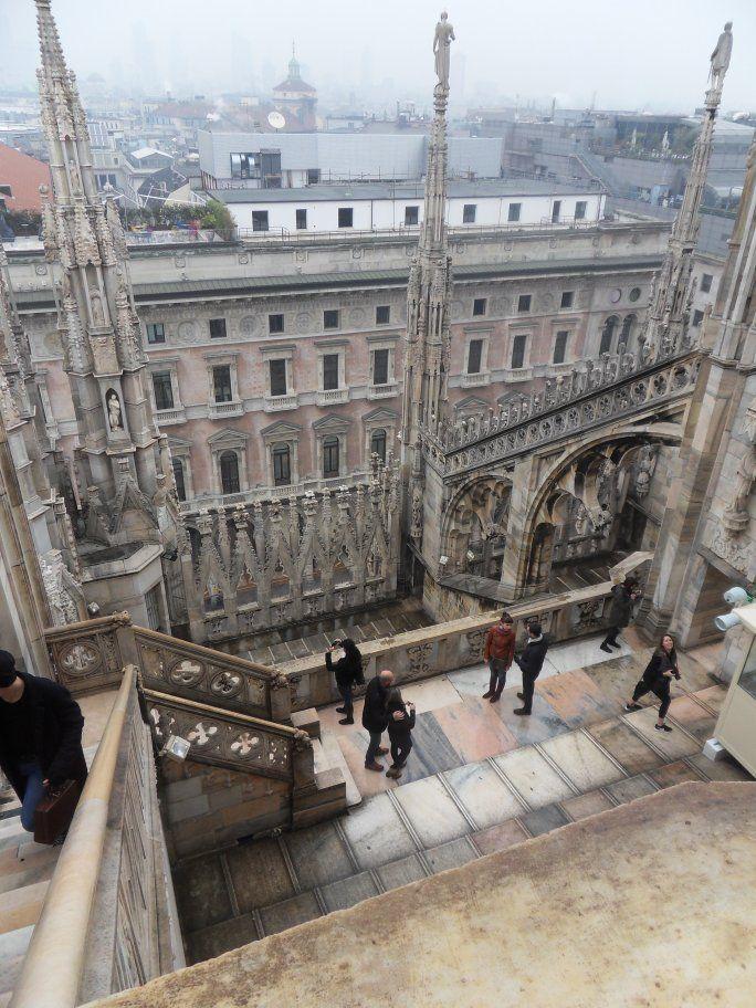 Ein Tag in Mailand, Italien: Ein Reisebericht über die Sehenswürdigkeiten und Highlights der Stadt Mailand. Schau dir an, was es in Mailand zu sehen gibt!