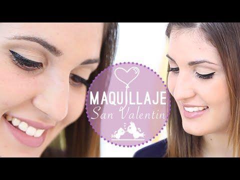 Maquillaje para San Valentín. San Valentine's makeup tutorial.