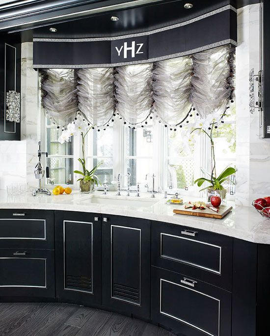 The Zoo Covering Kitchen Windows: 100+ Ideas To Try About Bay Window Treatments