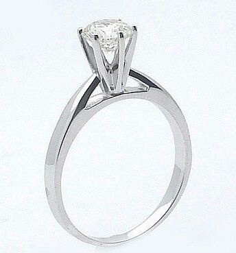 Solitaire Diamond Ring Settings Only
