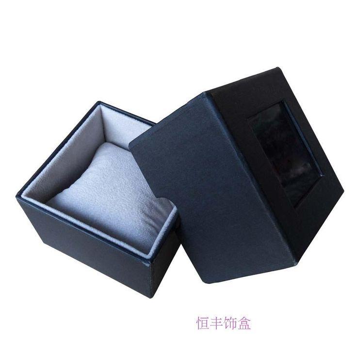 Дешевое 200 шт. черный оконные часы упаковка дисплей Box прозрачный коробка для ювелирных изделий, Купить Качество Коробки для часов непосредственно из китайских фирмах-поставщиках:   [Xlmodel]-[Фото]-[0000]   Фотографии Список