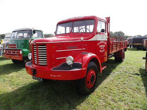 1956 Kromhout 4VS-AN
