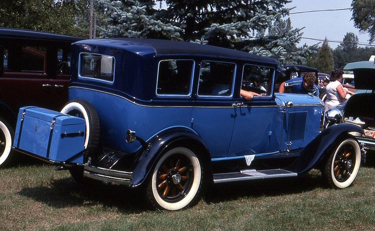 All sizes | 1929 Graham-Paige 4 door | Flickr - Photo Sharing!