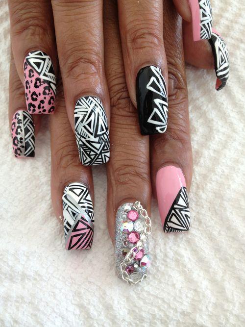 Pro-Nails: Nail Art By Miya Of