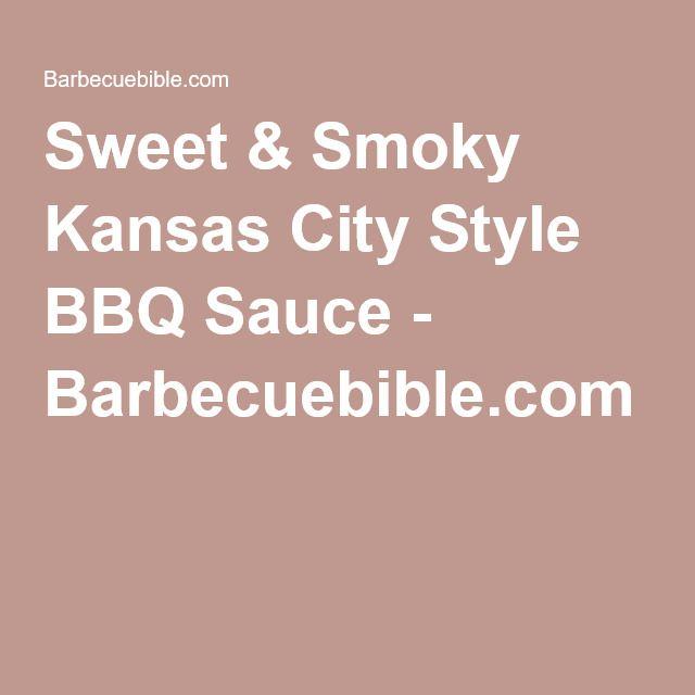 kansas city sweet and smoky ribs recipe yummly smoky beef kansas city ...