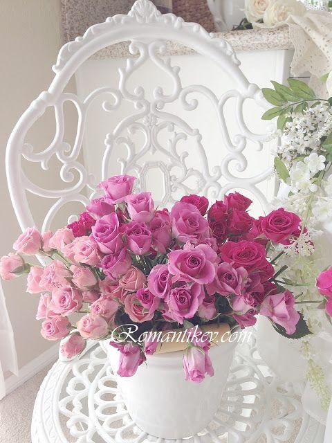 My Shabby Chic Home ~ I ~ Romantic Home Romantic Home: My shabby chic kitchen