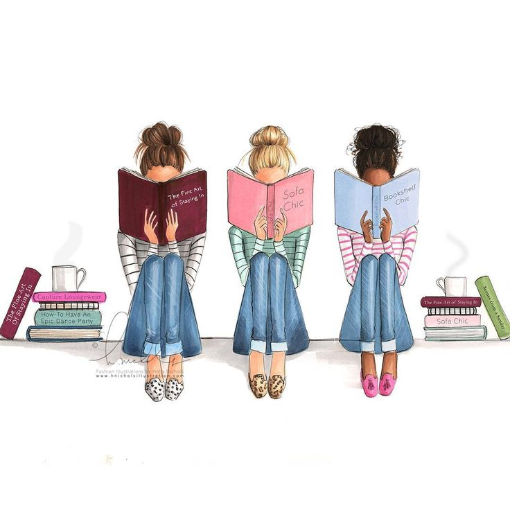 """""""Ideal night to get lost in a book . """"The Fine Art Of Staying In"""", """"Sofa Chic"""", and """"Bookshelf Chic"""". Shop link in bio  #fashionsketch…"""""""