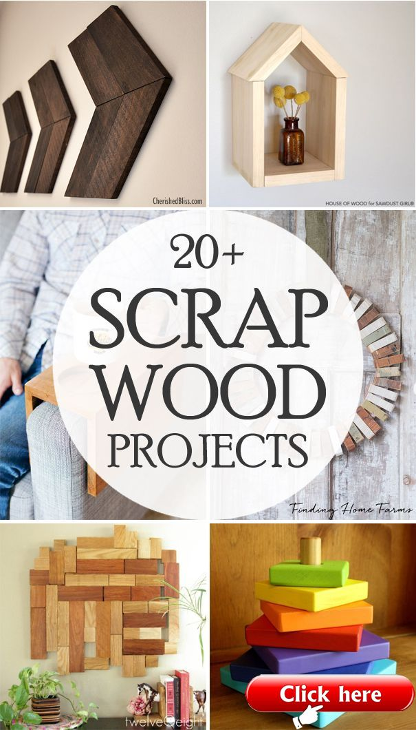 20 Awesome Scrap Wood Projects Woodworking Ideas Small Wood Projects Scrap Wood Projects Diy Wood Projects