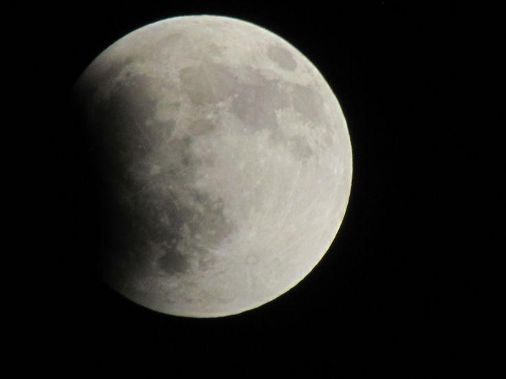 #1 Eclipse de luna del 15 de abril del 2014