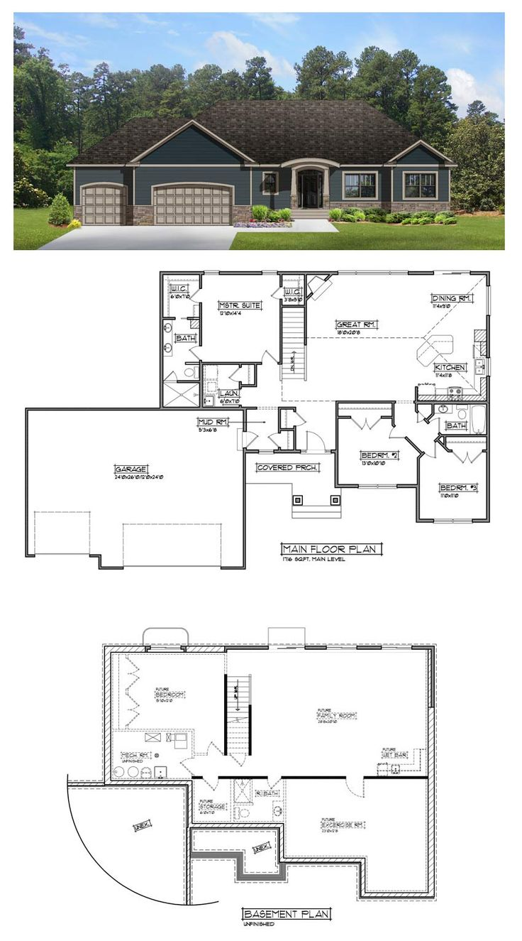 mn home builders floor plans