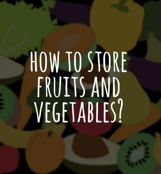 Ever wondered why bananas and avocados ripen so fast in your fruit basket? I'm giving you some explanation and how to store your fruits and vegetables.
