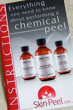 At- Home Chemical Peel | 50% Glycolic Acid Peel from Skin-Peel.com