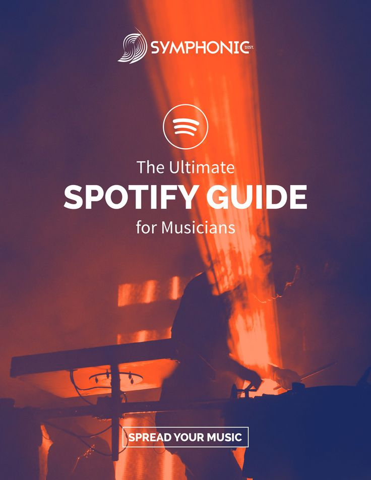 We've put together the ultimate Spotify guide for musicians including all of the latest features, how to use them, and how to promote your tracks.