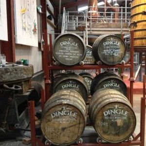 "Dingle Distillery- ""Dingle Original Gin made by Dingle Distillery incorporates fuchsia, heather, bog myrtle, hawthorn, and rowan berries"" via http://travel.nationalgeographic.com/travel/top-10/ireland-food-and-drink/"