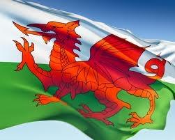 The Welsh Dragon | Y Ddraig Goch