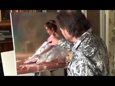 Балеринка с фотоматериала полная версия - YouTube